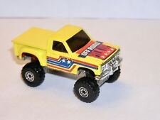 Vintage Hot Wheels BODY SWAPPER Off Road Pick-up **BLUE LIGHT SPECIAL**