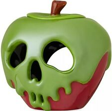 More details for disney store poison apple candle holder votive halloween 2020 snow white new