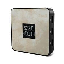 RX4B Smart TV BOX Rockchip 3328 Quad-Core 4GB 32GB Media player IR Remote Contro