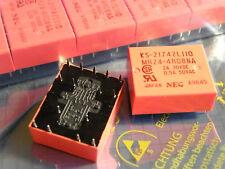 5x mr24-4r08na printrelais Bobine 4vdc, 4x changeur 30vdc 2a/50vac 0.5 A, NEC