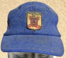 Us Air Force 7th Tactical Fighter Squadron Cap With Patch Original Vietnam War