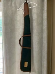 "Browning Advantage 48"" Green Cushion Soft Zip Close Gun Case."