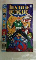 Justice League America #63 (Jun 1992, DC)