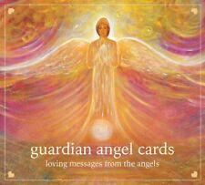 GUARDIAN ANGEL CARDS MESSAGES FROM ANGELS HEART SHAPE TAROT Deck  Cat Resq