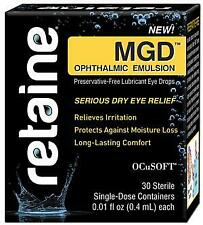 Retaine MGD Preservative-Free Eyedrops