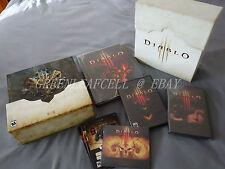 Diablo 3 Collector's Edition Box / Soundtrack / Art Book / DVD
