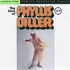 PHYLLIS DILLER - THE BEST OF PHYLLIS DILLER - NEW CD