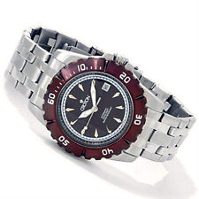 CROTON CA301183SSBR  AUTOMATIC ALL STAINLESS STEEL MEN'S WATCH $375.00 RETAIL