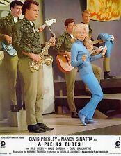 NANCY SINATRA SPEEDWAY A PLEINS TUBES 1968 VINTAGE FRENCH LOBBY CARD N°8