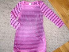 GYMBOREE SIZE 5 YEARS FALL DRESS STRIPES CHURCH SCHOOL GIRL DETECTIVE PINK EUC