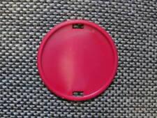 macaron plastique Amarante insigne béret Service Santé