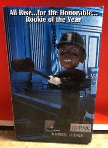 Aaron Judge Wilkes Barre Scranton Yankees Bobblehead SGA 2017 Rookie Of The Year