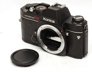Konica Autoreflex TC SLR Film Camera For Konica AR Mount! Good Condition!