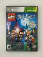 LEGO Harry Potter: Years 1-4 (Platinum Hits) - Xbox 360 Game - Complete & Tested