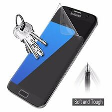 TPU Case Friendly FILM SCREEN COVER Protector Cover for Samsung Galaxy S6 edge