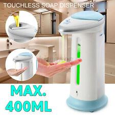 400ML Automatico Dispenser di Sapone con Sensore a infrarosso Erogatore di Sapon