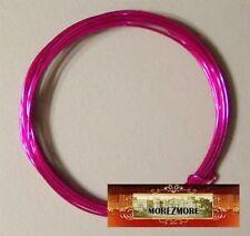 M00401 Morezmore Soft Fun Wire 16 Ga Pink Craft Aluminum Metal Wings A60