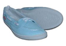 Zapatillas deportivas de mujer azules, talla 38