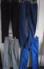 Vêtements bleus coton mélangé pour garçon de 12 ans
