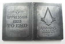 with Map Assassin's Creed Syndicate Big Ben Steelbook Edition - no game included