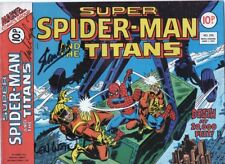 Spider-Man GB MARVEL 1977 comic- Stan Lee, Mike ESPOSITO, ross andru