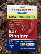 Lipo-flavonoide Plus oreja Suplemento de la Salud | 120 Conde Botella de bonificación