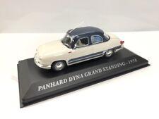 Panhard Dyna Grande Standing 1958 los Coches de Antaño 1/43 Nuevo Caja Plexi