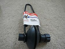 EAGLE CLAW -  BAMFRD - BOAT MOTOR FLUSHER - Round Cap with Rubber Washer -   NEW