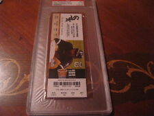 May 3, 2011 White Sox vs Twins Francisco Liriano No Hitter Ticket PSA CERT