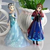 Fantasy Movie Characters Elsa Anna Gift Dolls Disney Princess Toys Free Shipping