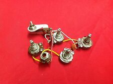 VINTAGE 1962 USA GIBSON GUITAR WIRING HARNESS POTS MELODY MAKER