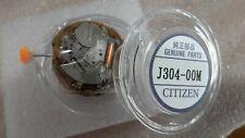 J304-00M movement+capacitor Citizen Eco-Drive