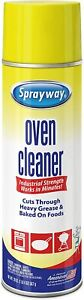 Sprayway Heavy-Duty Oven & Grill Cleaner -20 Oz