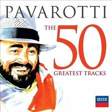 Luciano Pavarotti - 50 Greatest Tracks [New CD] Ships in 24 hours!