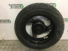 YAMAHA TMAX 500 T MAX 500 XP500 XP 500 REAR WHEEL (GOOD TYRE)  YEAR 2004 2007