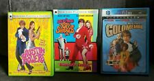 Choice: Austin Powers 1, 2, And/Or 3 Dvds