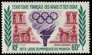 "AFARS et ISSAS C69 - Munich Olympics ""Olympic Torch"" (pb33899)"