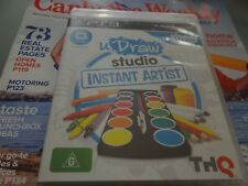 U DRAW STUDIO INSTANT ARTIST PS3  PLAYSTATION 3 *GOING CHEAP!