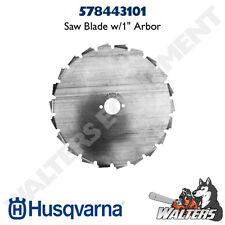 "Genuine Husqvarna 578443101 Wood Cutting Blade   1"" Arbor   Maxi S 200-26"
