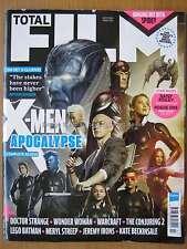 Total Film July 2016 X-Men Apocalypse Daisy Ridley Bryan Singer Kate Beckinsale
