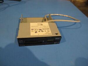 Teac CA-400 Media Card Reader 1930960B12 Dell 02VP58 w/cable