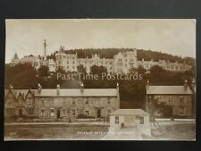 Scotland ROTHESAY Kyles of Bute Hydro c1914 Old RP Postcard by Davidsons 2012