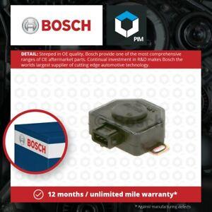 Accelerator Throttle Position Sensor fits BMW 318 E30 1.8 87 to 94 Potentiometer