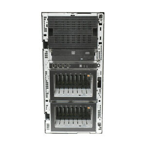 "HP ProLiant ML350p G8 Server 2xE5-2670 V2 32GB P420i 16Bay 2.5"" ohne Füße&Blende"
