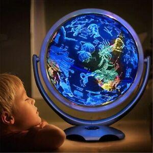 Led Light Dream Constellation Acrylic Globe Diagram For Desktop Home Decorations