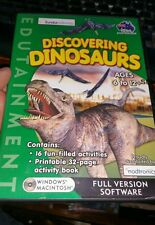 Discovering Dinosaurs PC GAME - FREE POST