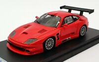 Look Smart 1/43 Scale LSSTICK3 - Ferrari 575 GTC Press Version - Red