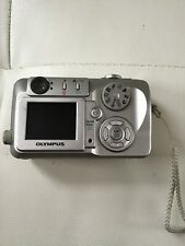 Olympus Digital Camera, With Memory Card and Carrying Case