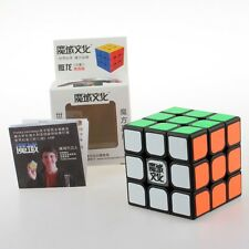 MoYu Aolong  (Weilong V3) 3x3 V2  Schwarz Magic cube Geschwindigk Zauberwürfe