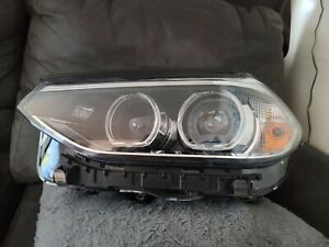 2018 2019 2020 2021 bmw x3 and x4 left driver led headlight